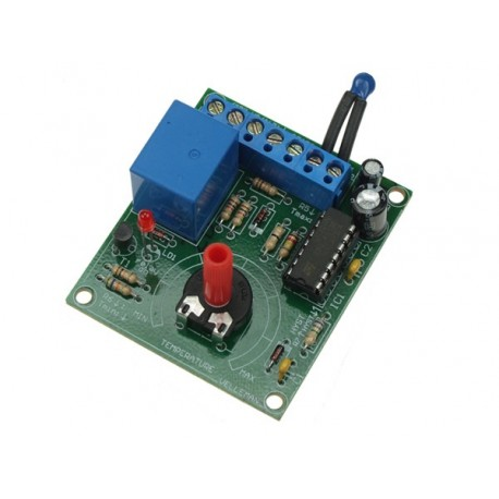 MODULE THERMOSTAT 5 - 30oC (41 - 86oF)