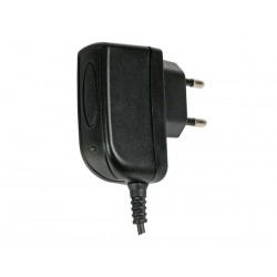 CHARGEUR AVEC CONNEXION MINI USB 5V-500mA