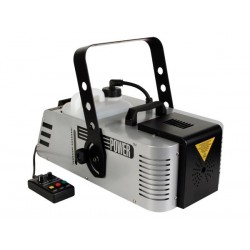 MACHINE A FUMEE A PILOTAGE DMX - 1500W - AVEC CONTROLEUR