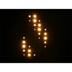 'SUNSTRIP' BLINDER DMX - 10 LAMPES - 75W / 230V