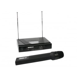 MICROPHONE TRUE DIVERSITY VHF SANS FIL A 1 CANAL - 174.10 MHz - FR