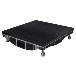 LUXIBEL F-TRA P8 - 6 x P8.9 FULL-COLOUR DIE-CAST OUTDOOR DANCE FLOOR IN FLIGHTCASE