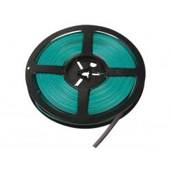 CABLE RVB POUR FLEXIBLE RVB - 4 CONDUCTEURS - 25m