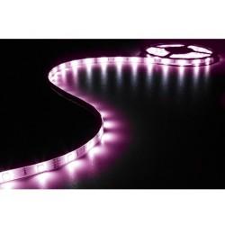 ENSEMBLE DE BANDE A LED FLEXIBLE. CONTROLEUR ET ALIMENTATION - RVB - 90 LEDS - 3 m - 12 Vcc