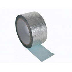 RUBAN ALUMINIUM RENFORCE - 50 mm x 10 m