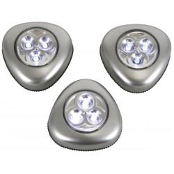LAMPES LED AUTOADHESIVES - 3 pcs