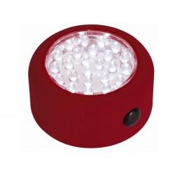 LAMPE DE CAMPING MAGNETIQUE - 24 LED
