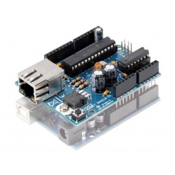 ETHERNET SHIELD POUR ARDUINO®