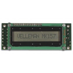 JOURNAL DEFILANT MINIATURE A LCD
