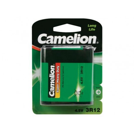 ZINC CARBONE plate 4.5V-2700mAh (1pc/blister)