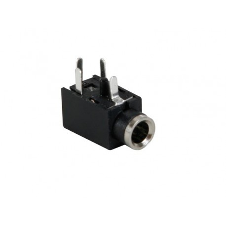 JACK STEREO FEMELLE 2.5mm. POUR CI. INSERT SWITCH