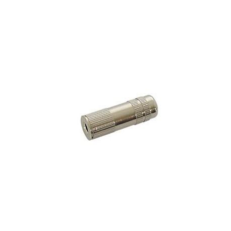JACK FEMELLE 3.5mm MONO ARGENTE