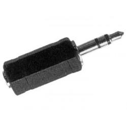 JACK FEMELLE 3.5mm MONO VERS JACK MALE 3.5mm STEREO