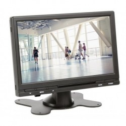 MONITEUR LCD - 7 - VGA - TELECOMMANDE