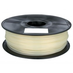 1.75 mm (1/16 ) FILAMENT ABS - NATUREL - 1 kg