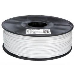 FIL PLA - 3 mm - BLANC - 1 kg