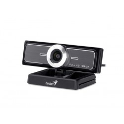 WEBCAM AVEC OBJECTIF ULTRA GRAND ANGLE F100 (GENIUS)
