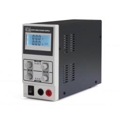 ALIMENTATION A DECOUPAGE DC LAB 0-30 VCC / 0-5 A MAX AVEC ECRAN LCD