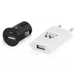 EMINENT - KIT CHARGEUR USB