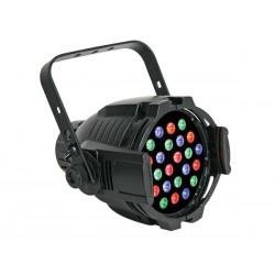PROJECTEUR MULTI-PAR - 24 LED R V B DE 1W