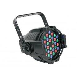 MULTI-PAR - 36 LED RVB DE 1W