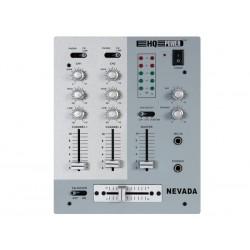 TABLE DE MIXAGE PROFESSIONNELLE A 3 CANAUX AVEC LINE/PHONO 1 CANAL MICROPHONE