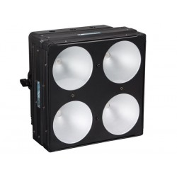 LUXIBEL - 2x2 MATRIX PANEL WITH HIGH OUTPUT TRI-COLOUR LEDS (KLING-NET / ART-NET)