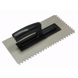 TRUELLE A POLIR - EPAISSEUR 3 mm - DENTE
