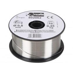 TELWIN - BOBINE DE FIL - ALUMINIUM - 0.8 mm - 450 g