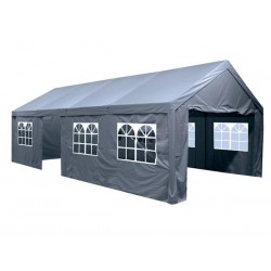 TONNELLE DE RECEPTION - 4 x 8 m - ANTHRACITE