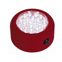 LAMPE DE CAMPING MAGNETIQUE - 24 LED