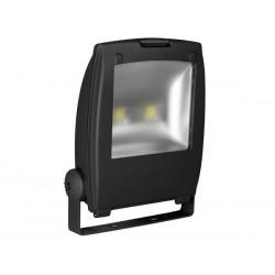 PROJECTEUR LED PROFESSIONNEL POUR L'EXTERIEUR - 100 W EPISTAR CHIP - 3800 K - NOIR