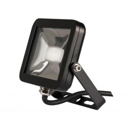 PROJECTEUR LED DESIGN - 10 W. BLANC CHAUD