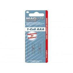 MAGLITE - AMPOULE DE RECHANGE POUR SOLITAIRE - 2 pcs
