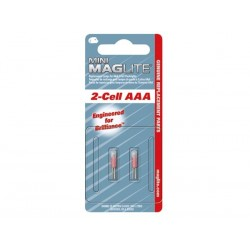 MAGLITE - AMPOULE DE RECHANGE POUR SUPER MINI R3 - 2 pcs