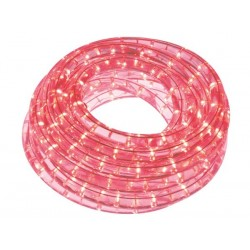 FLEXIBLE LUMINEUX A LED - ROUGE - 5 m