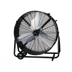 VENTILATEUR DE SOL - INCLINABLE - 90 cm (36 )