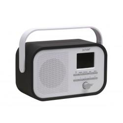 DAB-40BLACK - RADIO FM/DAB AVEC DIAPORAMA DAB - NOIR